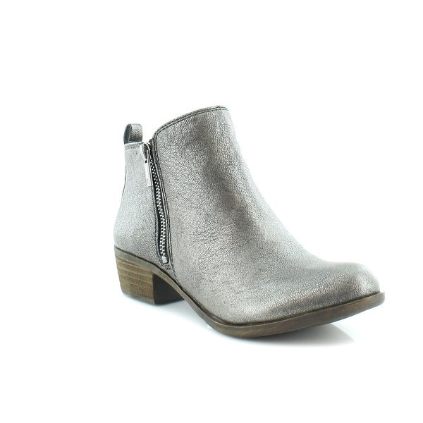 Lucky Brand Basel Women's Boots Pewter Rock