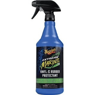 Meguiars Extreme Marine Vinyl And Rubber Protectant M180132 Vinyl And Rubber Protectant