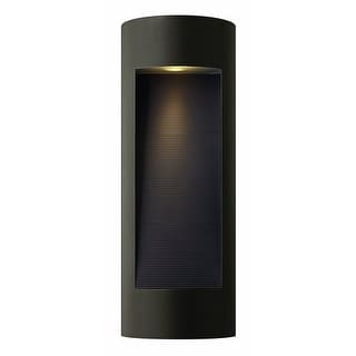 "Hinkley Lighting H1664 24"" Height 2 Light ADA Compliant Dark Sky Outdoor Wall Sconce from the Luna Collection"