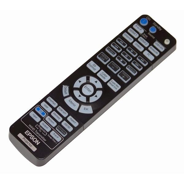 Epson Projector Remote Control: PowerLite Home Cinema 3000, 3500 & 3600e *NEW*