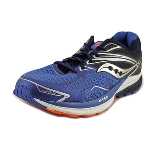 Saucony Ride 9   Round Toe Synthetic  Running Shoe