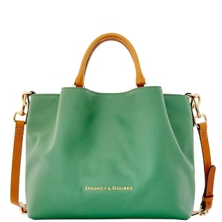Dooney & Bourke City Large Barlow (Introduced by Dooney & Bourke at $368 in Sep 2015) - Pistachio