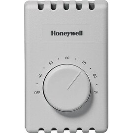Honeywell CT410B Manual Electric Baseboard Thermostat