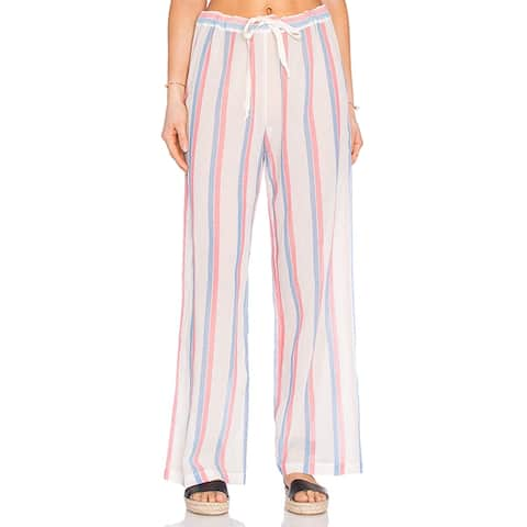 Solid and Stripes Drawcord Pants