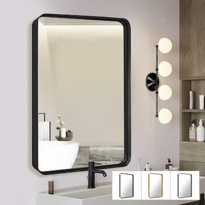 Metal Framed Venetian Wall Mirror