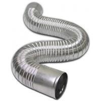 """Lambro 3020 Flexible Aluminum Duct, 4"""" x 8'"""