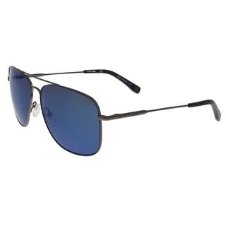 Lacoste L175/S 033 Gunmetal Aviator sunglasses Sunglasses