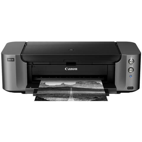 Canon PIXMA PRO-10 Color Photo Inkjet Printer