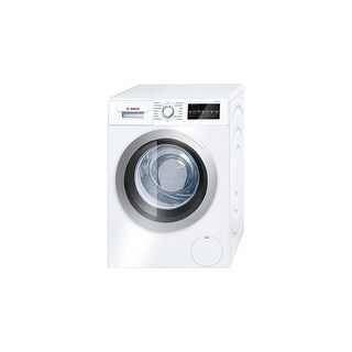 Bosch WAT28401U 24 Inch Wide 2.2 Cu. Ft. Energy Star Rated Front Loading Washer with AquaShield