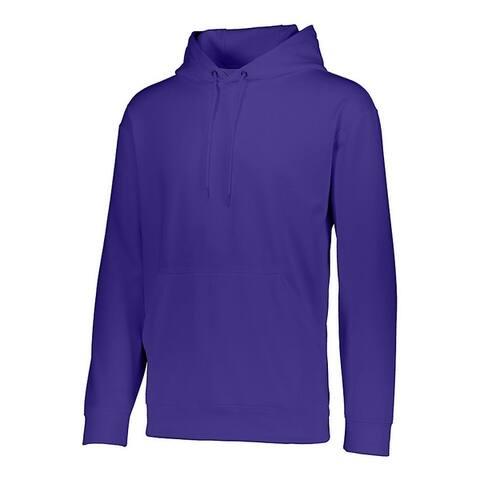 Wicking Fleece Hooded Sweatshirt
