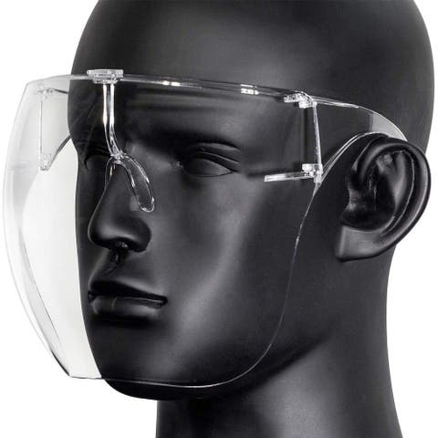 Safety Face Shields Ultimate Fit Comfort Enjoy High-definition Vision