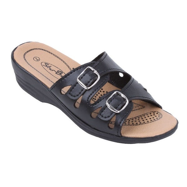 Starbay Women's Double Strap Sandals