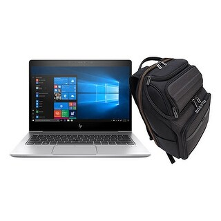 HP EliteBook 830 G5 Laptop with CitySmart EVA Pro 15.6 Backpack EliteBook 830 G5