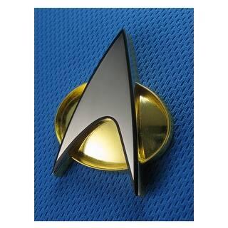 Star Trek The Next Generation Replica Communicator Badge|https://ak1.ostkcdn.com/images/products/is/images/direct/4be14ac3e1cd8346524bd120c192490fb5542181/Star-Trek-The-Next-Generation-Replica-Communicator-Badge.jpg?impolicy=medium