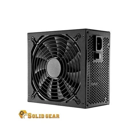 Solid Gear ATX12V/EPS12V 450-Watts Power Supply, Black Proton SDGR-450BR