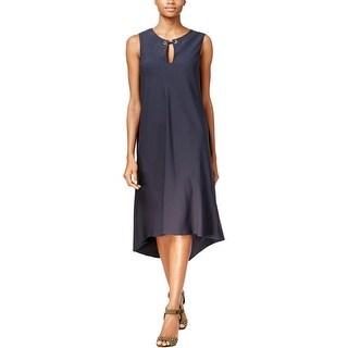 Rachel Rachel Roy Womens Casual Dress High-Low Keyhole - xs