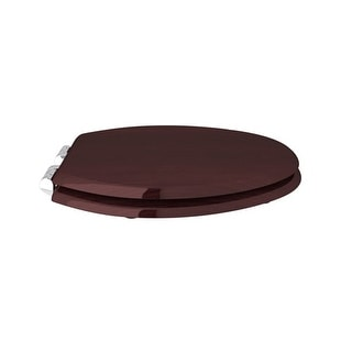 Rohl RS2870 Elongated Closed Front Toilet Seat