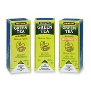 Green Teas- Green Tea-Green Tea w- Lemon or Decaf.- 168-CT