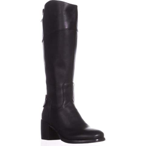Patricia Nash Womens Loretta Closed Toe Knee High Fashion Boots
