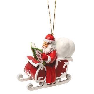 "Cute Reading Santa Christmas Tree Ornament - 3"" x 3"" https://ak1.ostkcdn.com/images/products/is/images/direct/4be637bb82754f0c4126e06eefdd817264ac3cd8/Cute-Reading-Santa-Christmas-Tree-Ornament---3%22-X-3%22.jpg?impolicy=medium"