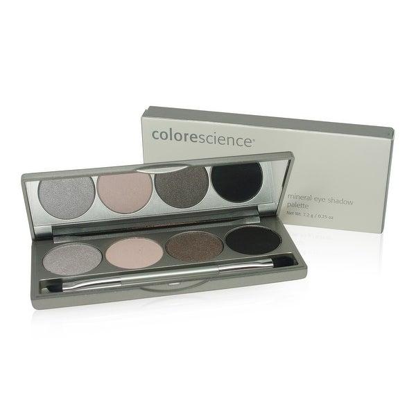 Colorescience Mineral Eyeshadow Palette-Seductive Smoke 0.25 Oz