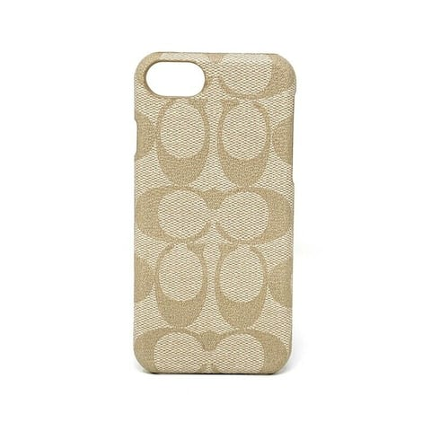 Coach Signature Coated Canvas Phone Case for iPhone 8 / iPhone 7