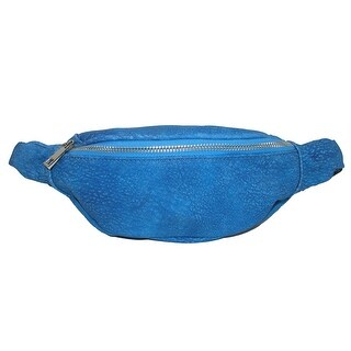 Street Level Dual Pocket Fashion Waistpack