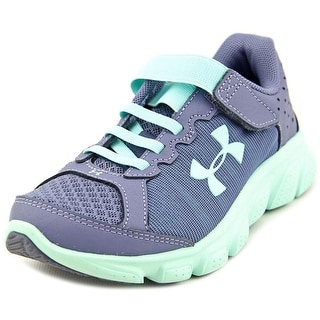 Under Armour Ua Gps Assert 6 Ac Round Toe Synthetic Running Shoe