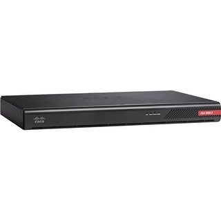 """Cisco ASA5508-K9 Cisco ASA 5508-X Network Security/Firewall Appliance - 8 Port - 10/100/1000Base-T Gigabit Ethernet - 3DES, AES"