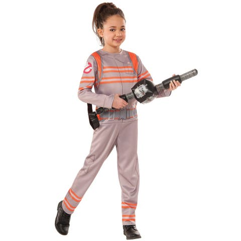 Rubies Ghostbusters Child Costume - Grey