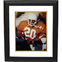 Earl Campbell signed Texas Longhorns 16x20 Photo HT 77 Heisman Custom Framed Custom Framed