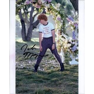 Signed Meyers Josh Date Movie 8x10 Photo autographed