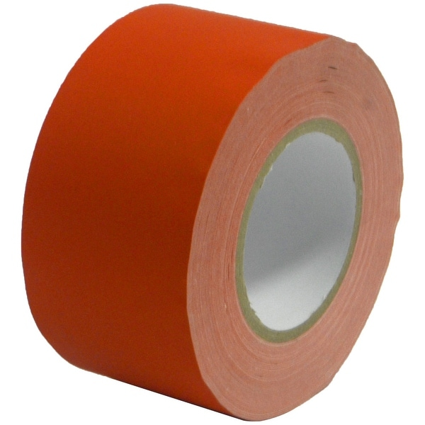 Seismic Audio Gaffer's Tape - Red 3 inch Roll 60 Yards per Roll Gaffers Tape