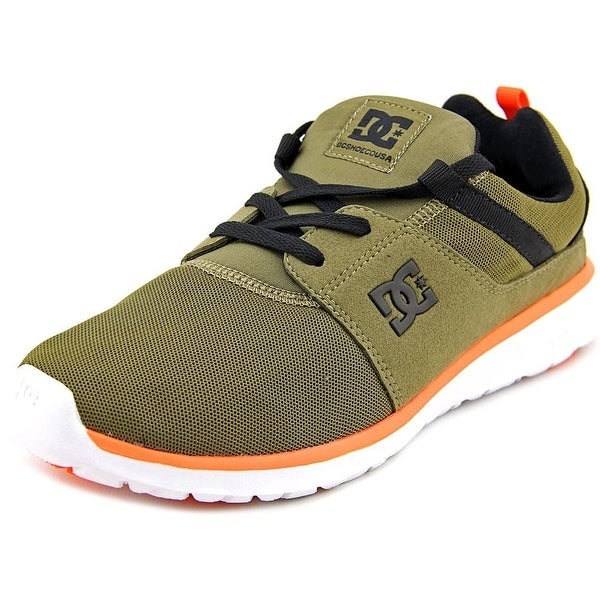 DC Shoes Heathrow Round Toe Synthetic Skate Shoe