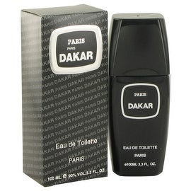 Dakar by Parfums Paris Dakar Eau De Toilette Spray 3.4 oz - Men