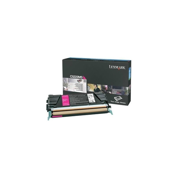 Lexmark C5222MS Black High Yield Toner Cartridge For X646e / X646ef / X644e- 32000 Pages
