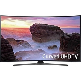Samsung 65 Inch Class MU6500 Curved 4K UHD TV 65 Inch Class MU6500 Curved 4K UHD TV