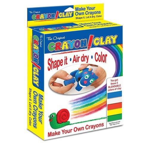 Crayon Clay 125 Grams