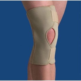Open Knee Wrap Stabilizer