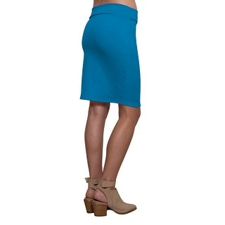 Gravity Threads Womens Above The Knee Office Wear Pencil 19.5 inches Skirt