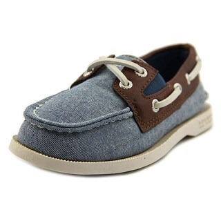 Sperry Top Sider Authentic Original Slip-On Men Leather Boat Shoe