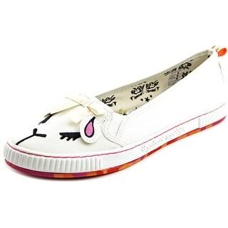 Tigerbear Republik Crafty Critter Round Toe Canvas Sneakers