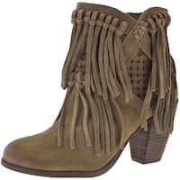Naughty Monkey Dandy Women's Western Booties Boots