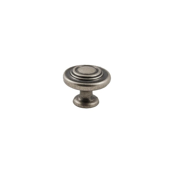 "Residential Essentials 10203 1-1/4"" Diameter Mushroom Cabinet Knob - n/a"