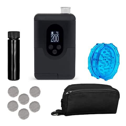 Arizer ArGo Portable Handheld Aromatherapy Device w/ Pro Accessory Kit