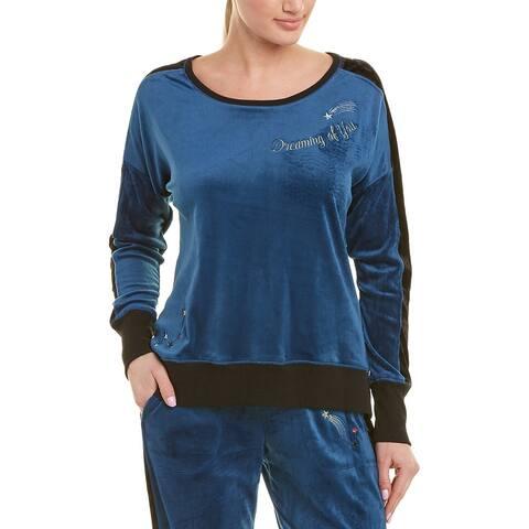 Betsey Johnson Poseidon Dream On Sweatshirt