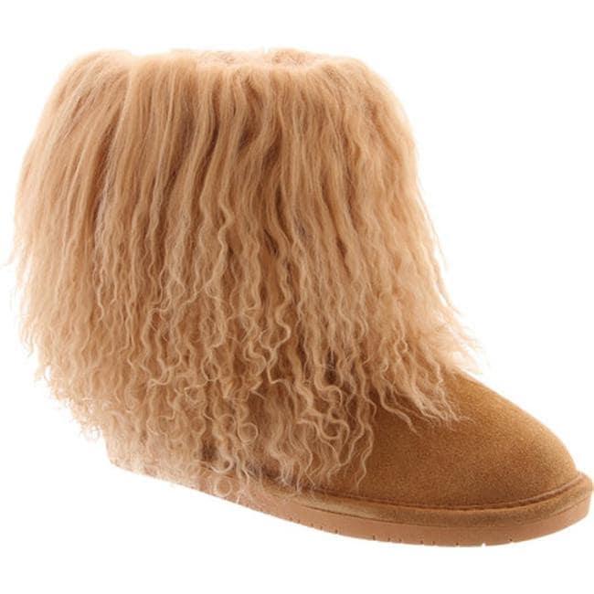 Shop Bearpaw Women's Boo Solids Furry