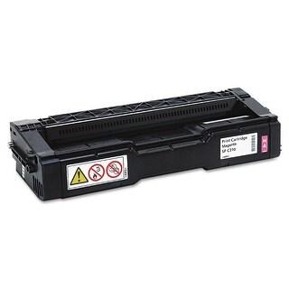Ricoh 406477 Print Cartridge For Select Models, Magenta