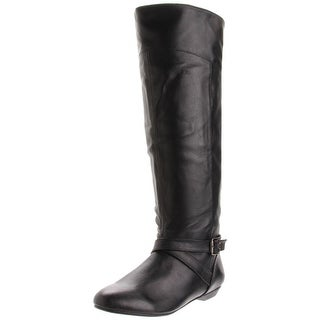 Chinese Laundry Women's Newbie Boot - Black Leather