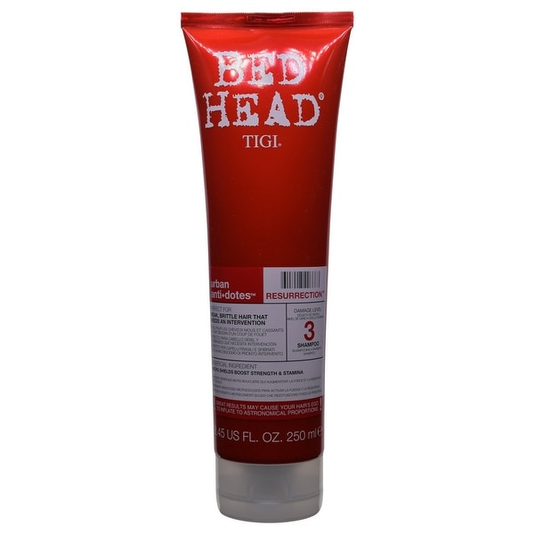 TIGI Bed Head Urban Antidotes Resurrection 3 Shampoo 8.45 fl Oz